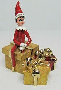 From Arora - Craycombe Christmas Trinkets - Elf On Presents