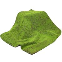 Artificial Grass Rug DIY Synthetic Turf Landscape Mats Lawn Carpet for Back R6D5