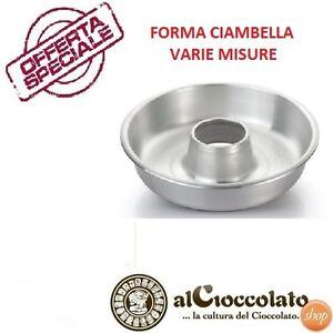 5 Moules Donut Avec Trou Baba' Aluminium Casatiello Moule à Gâteau Forme