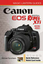Canon EOS 400D Rebel XTi Magic Lantern Guide Guncheon, Photography Instructions