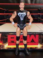 RARE WWE Tough Talkers Talking Wrestling Figures Randy Orton Mattel Toys