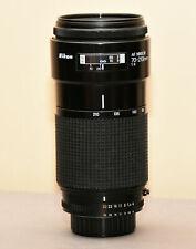 New listing Nikon Af 70-210 F4 lens
