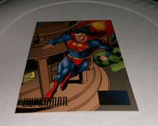 Superman Immonen Marzan Jr. Electric Pickle comic trading card Marvel Versus DC