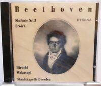Beethoven + CD + Sinfonie Nr. 3 + Eroica + Staatskapelle Dresden + Wakasugi +