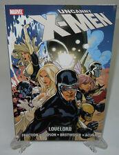 Uncanny X-Men: Lovelorn Emma Frost Kitty Marvel Comics Tpb Trade Paperback New