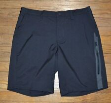 Fila Sport Performance Shorts Black TruDry Shorts Golf Hiking Mens Black Short