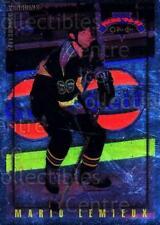 1996-97 Topps Picks O-pee-chee Parallel #3 Mario Lemieux
