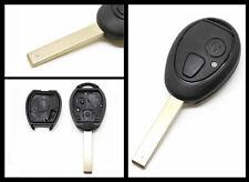 Para Rover 75 MG Zt 2 Llave Control Remoto con Botones + Hoja sin Grabar
