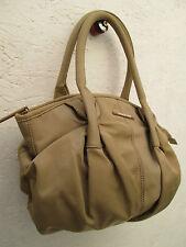 -AUTHENTIQUE  sac à main  vintage PAQUETAGE  toile TBEG   bag