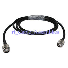 RP-TNC Male(female pin) Marine GPS Antenna Adapter Cable 5m for Furuno Receiver