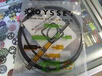"ODYSSEY ""K"" SHIELD LINEAR BLACK BMX BICYCLE BRAKE CABLE"