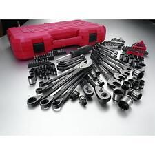 NEW Craftsman 115 pc. Universal Mechanics SAE/Metric Tool Set with Case MTS