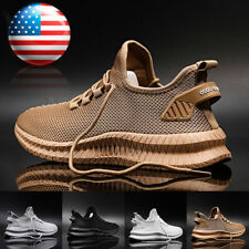 Men's Athletic Running Tennis Shoes Lightweight Casual Sneakers Jogging Walking