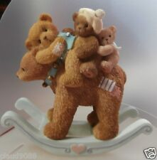 "CHERISHED TEDDIE  ""ALL FUR ONE AND ONE FUR ALL ""  4004816  MINT IN BOX"