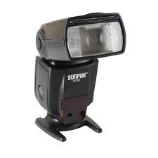 Sunpak PZ58X Nikon Dedicated Flashgun - Ex-Demo