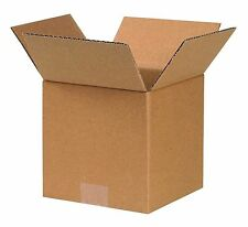 25 Pack 7x7x7  Corrugated Carton Cardboard Packaging Shipping Mailing Box Boxes