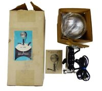 Vintage Bell & Howell Dual Beam Movie Light w/ Original Packaging & Manual