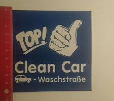 Pegatina/sticker: top Clean Car autos (031216109)