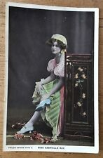 Vintage Postcard - Music Hall/Variety/Stage Star - Gabrielle Ray (5)