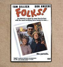 Folks - Tom Selleck - Don Ameche - J. Patrick McCormack - Anne Jackson