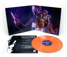 HALLOWEEN 2 Soundtrack LP Orange Vinyl MONDO Limited Edition SOLD OUT NEW SEALED