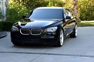 2011 BMW 7-Series 750LI-M SPORT-LOADED-LOW MILES-NO RESEVE