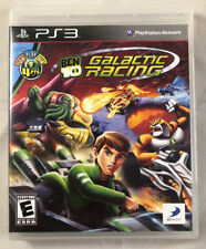 PS3 Ben 10: Galactic Racing CIB (Sony PlayStation 3, 2011) Tested Works Great