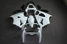 Unpainted ABS Plastic Injection Fairing for Kawasaki ZX6R 636 00-02 ZZR600 05-08