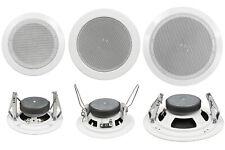 50W/60W/80W Einbaulautsprecher Deckenlautsprecher Wand Lautsprecher Boxen Sound