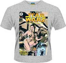 T-shirt Star Wars - Leia (t-shirt Unisex Tg. M)