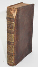 Médecine, Michel Baldit : SPECULUM SACRO-MEDICUM OCTOGONUM - 1666