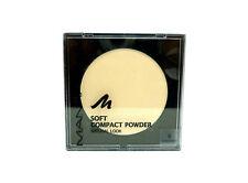 Manhattan Soft Compact Powder Puder Natural Look 0 Transparent