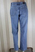 """RIDERS by LEE Women's Size 8P Petite Straight Leg Stretch Jeans 28"""" Inseam GUC"""