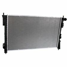 For Police Interceptor Sedan 13-16, Radiator, Factory Finish, Plastic