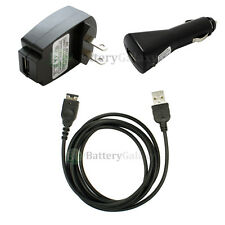 USB/CAR/WALL Battery Home AC Charger Game for Nintendo DS NDS Gameboy