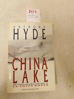 China Lake Anthony Hyde prima edizione 1993