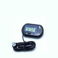 Digital Fish Tank Aquarium Thermometer Water Temperature Meter °C and °F Lcd