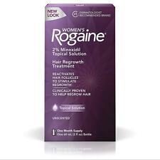 Women's ROGAINE Treatment 1 Month Supply Hair Regrowth