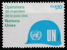 Nations Unies - Geneve postfris 1980 MNH 91 - Vredes Missies