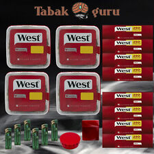 West Red Volumentabak - 170g