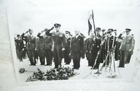 1940'S WWII POSTCARD GENERAL EISENHOWER LIBERATION OF PARIS