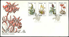 Transkei 1977 Medicinal Plants FDC First Day Cover #C41526