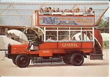 Hampshire: National Motor Museum, Beaulieu - Type B Omnibus - Unposted 1970's