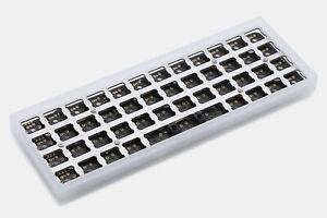 NEW DROP PLANCK Mechanical MX Keyboard Kit Rev6 Ortholinear High-Pro Acrylic