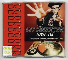 Towa Tei Maxi-CD Luv Connection - German 8-track - feat. Joi Cardwell
