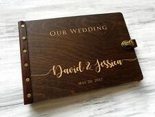 Wedding Photo Album Personalized Photo Album Wedding Gift Ideas Gift for Couple