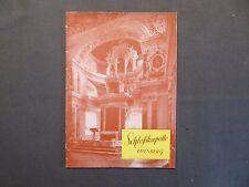 Broschur, Die Schloßkapelle der Christiansburg zu Eisenberg, Baier-Schröcke 1960