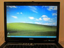 PRISTINE Dell D830 **T9300 **GLOSSY 1440x900 4gb RAM SSD DVD/RW BT Win XP SP3