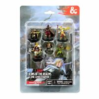 Dungeons & Dragons: Icons of the Realms: Miniatures Epic Level Starter