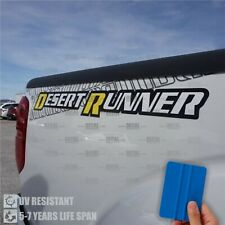 Nissan Desert Runner Vinyl Bed Side Decal Frontier Xterra Sticker 2 left/right